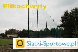 Ogrodzenie Boiska, Siatki Sportowe