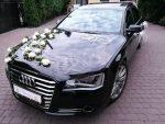Auto do ślubu Audi A8 4.2 V8 wersja przedłużana LONG na Twój wymarzony ślub !!!